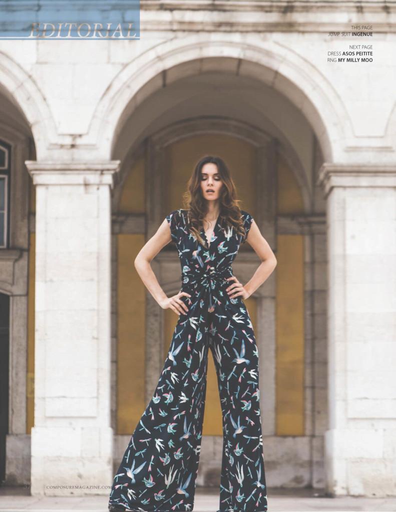 Fashion Editorial by David Sheldrick for Composure Magazine