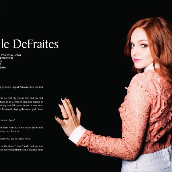 Michelle DeFraites