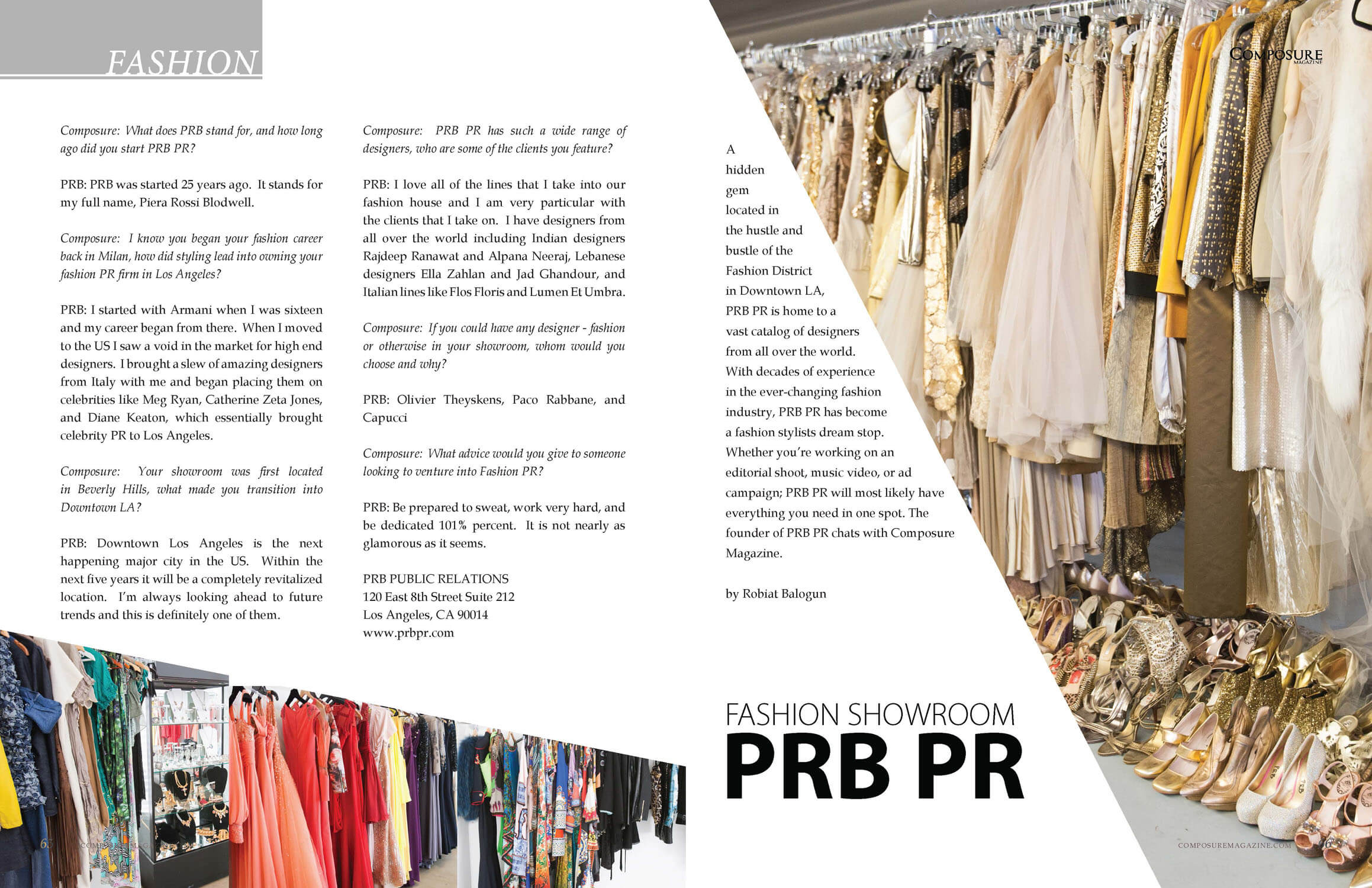 Fashion Showroom PRB PR