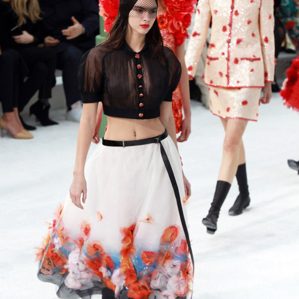 Chanel Paris Fashion Week Haute Couture S/S 2015