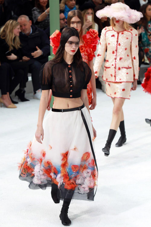 Chanel Paris Fashion Week Haute Couture S/S 2015