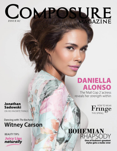Daniella Alonso for Composure Magazine