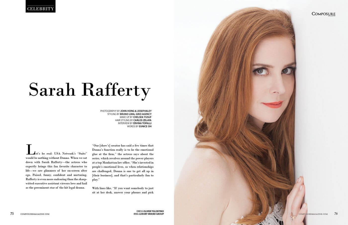 sarah rafferty imdb