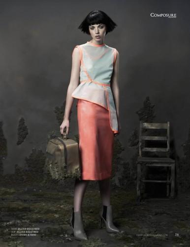 Fashion Editorial by photographer Paul Leonardo