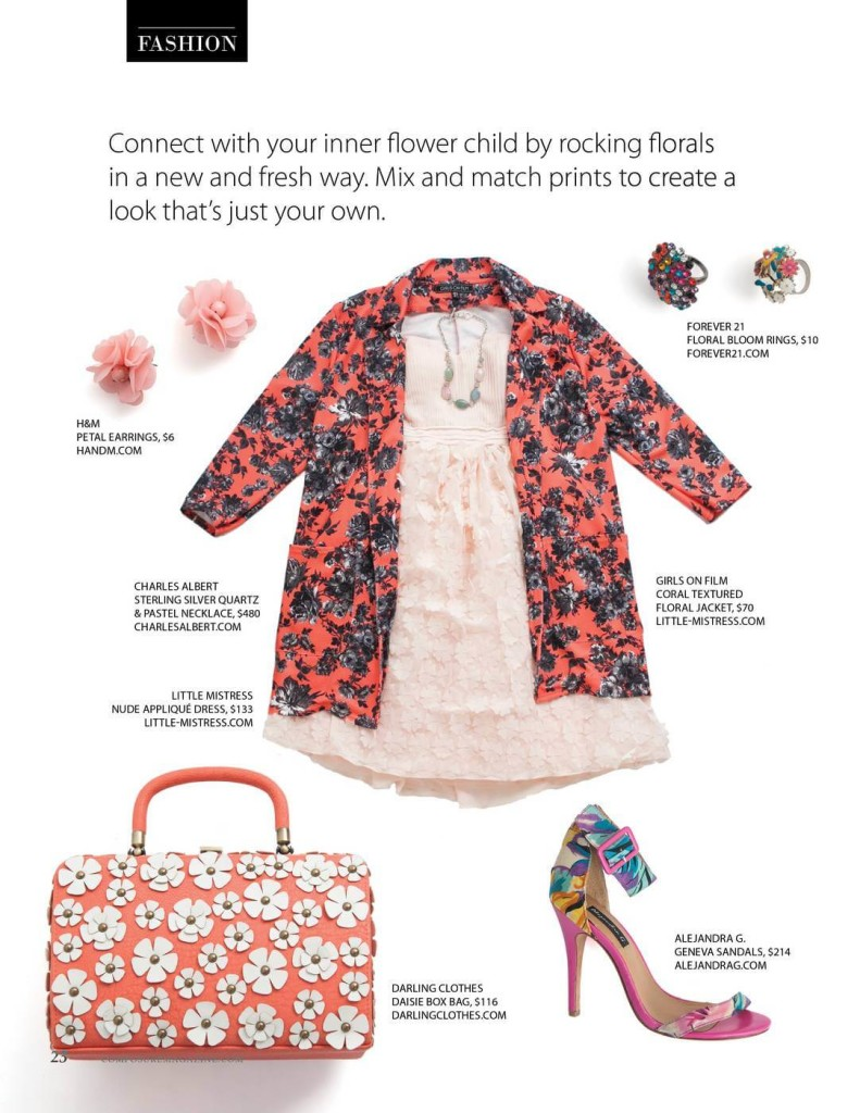 Outfit: Flower Child
