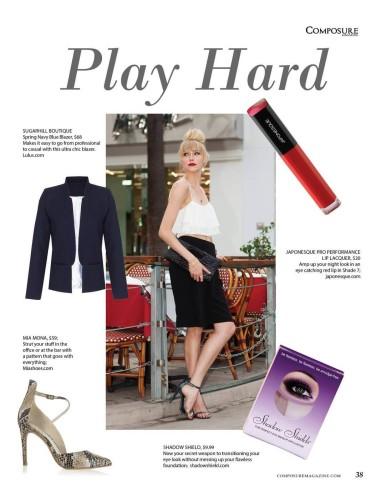 Versatile Wardrobe with a skort from H&M