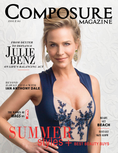 Julie Benz for Composure Magazine