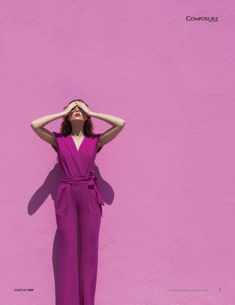 Fashion Editorial by John Hong