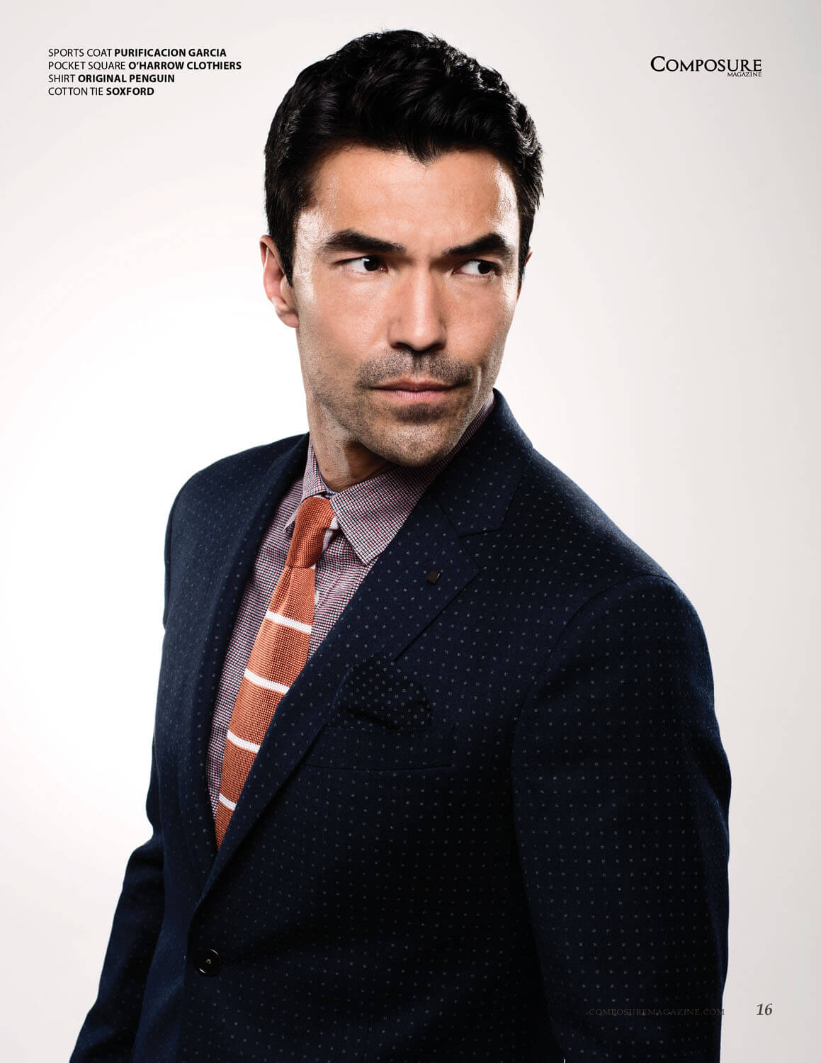 Ian Anthony Dale with a weight of 76 kg and a feet size of N/A in favorite outfit & clothing style