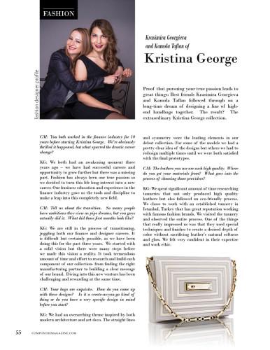 Kristina George Bags