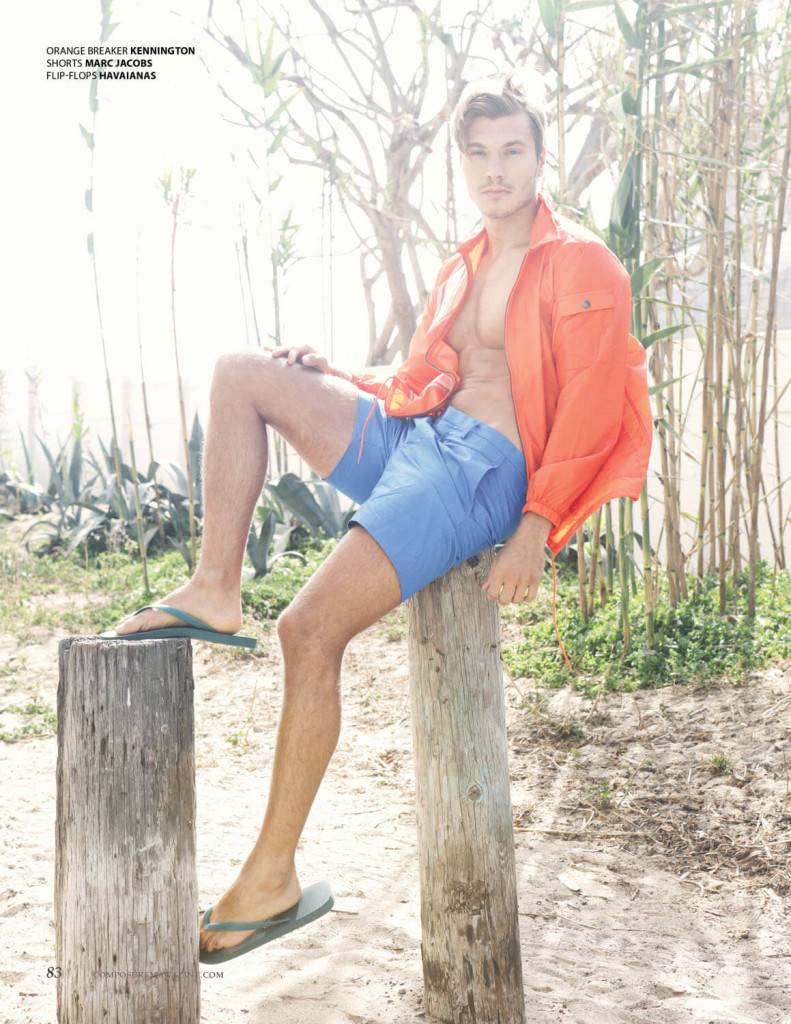 Fashion Editorial by Russell Elloway