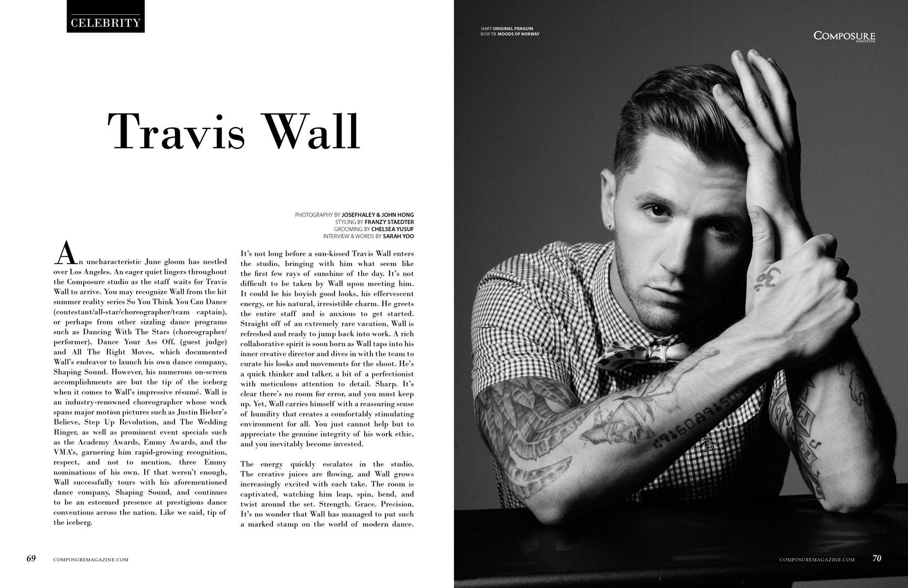 Travis Wall
