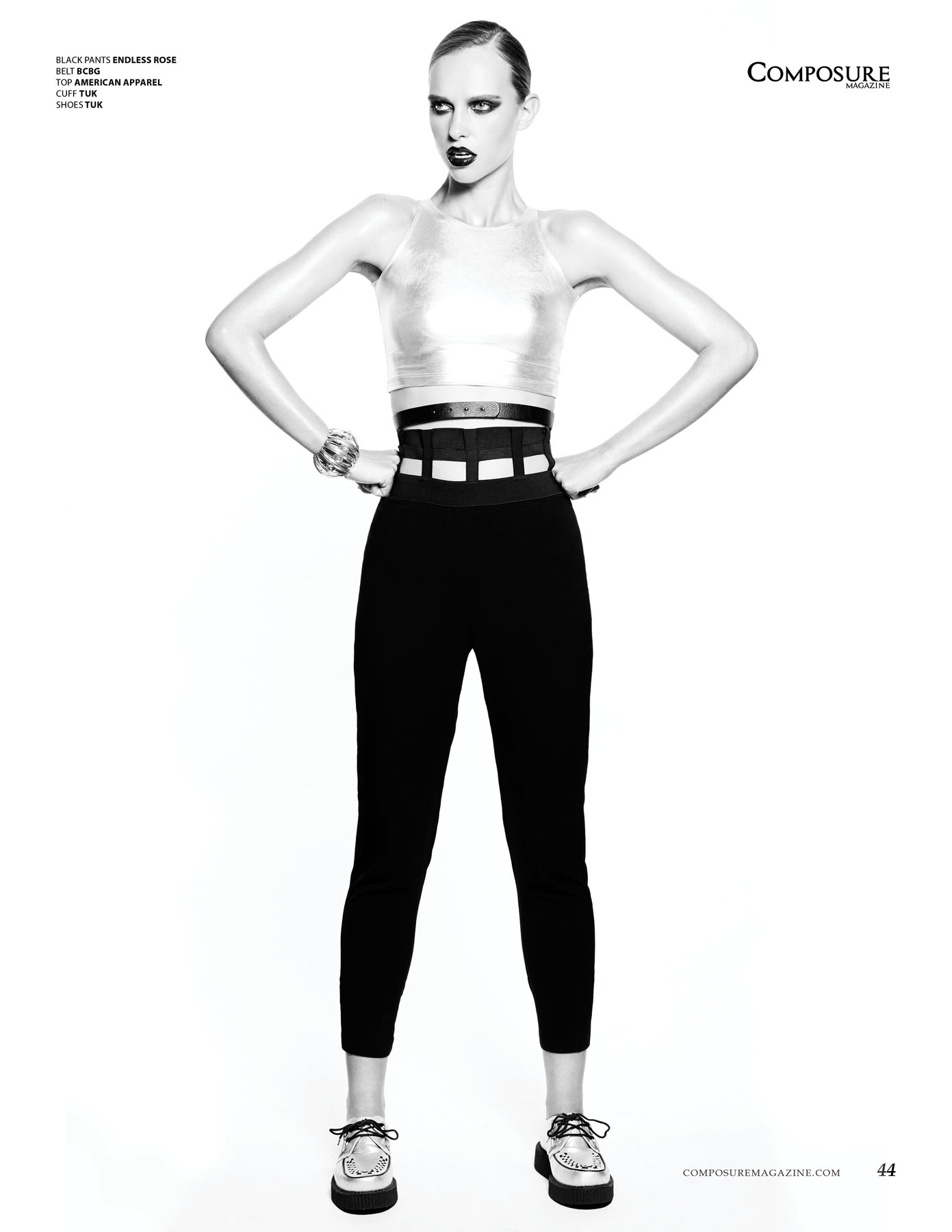 Fashion Editorial by John Michael Fulton