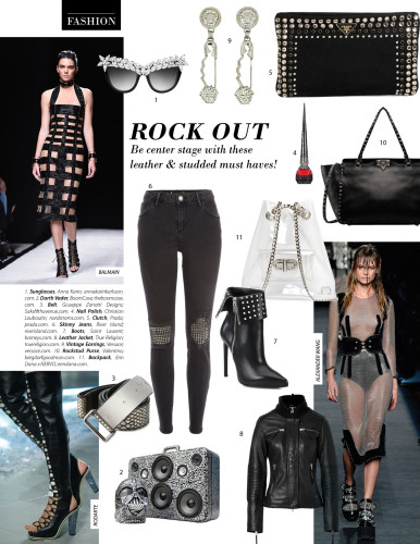 Fashion Guide for rocking out with your outfit