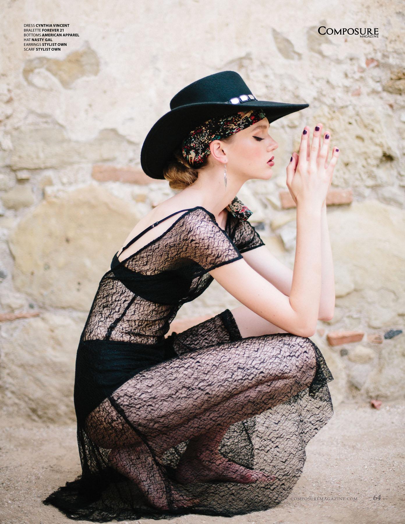 Fashion Editorial by Michelle Kim
