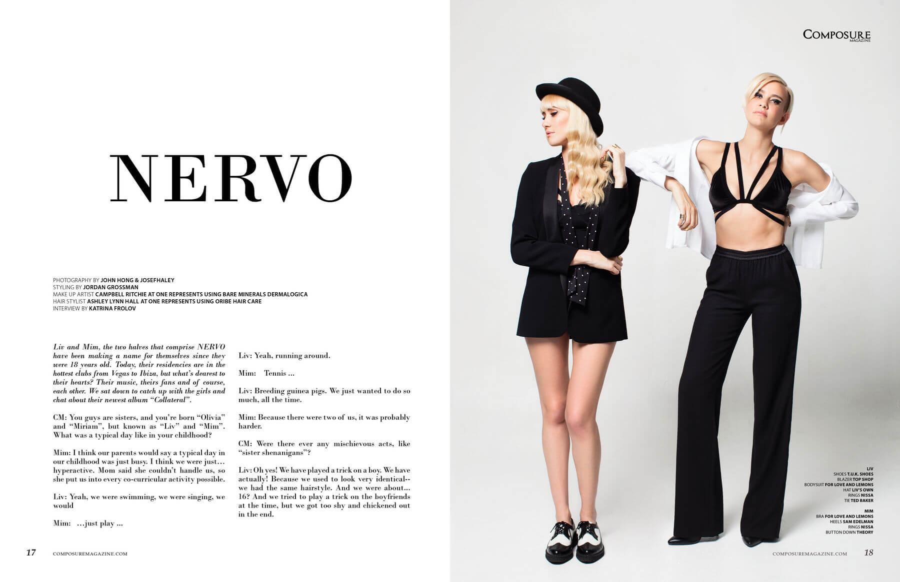 nervos teen models