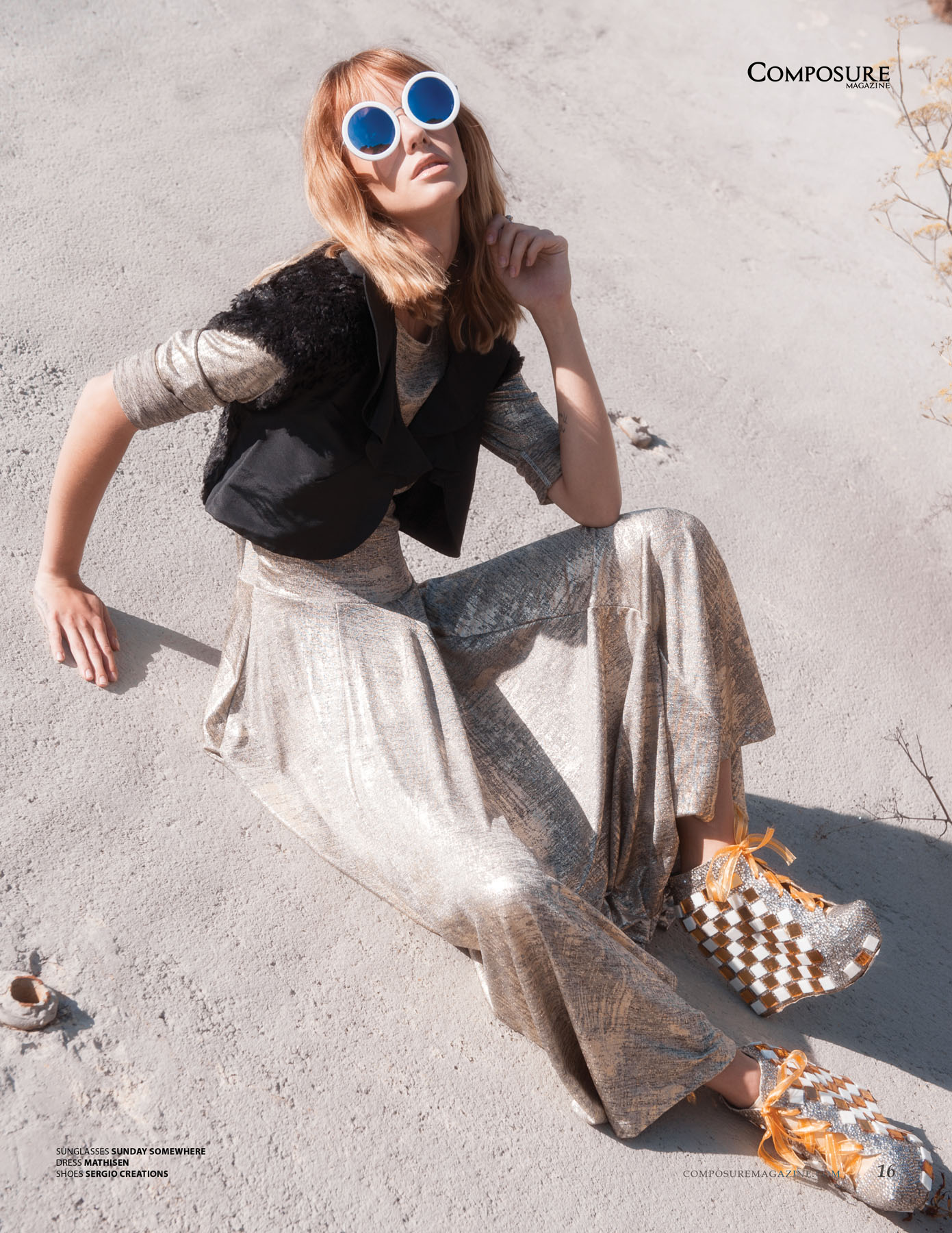 Fashion Editorial by Rupert Kaldor for Composure Magazine