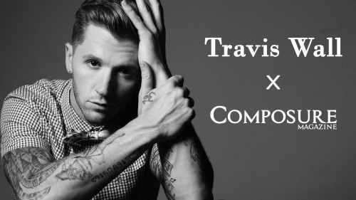 Travis Wall x Composure Magazine Give Away to live taping of So You Think You Can Dance