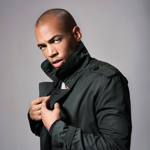 Actor Kendrick Sampson