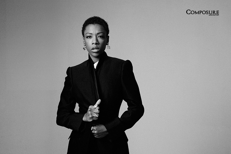 Samira Wiley Composure Magazine covershoot