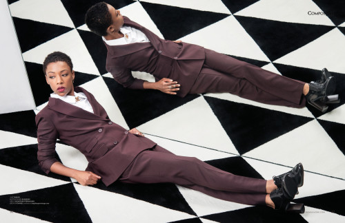 Samira Wiley Composure Magazine covershoot