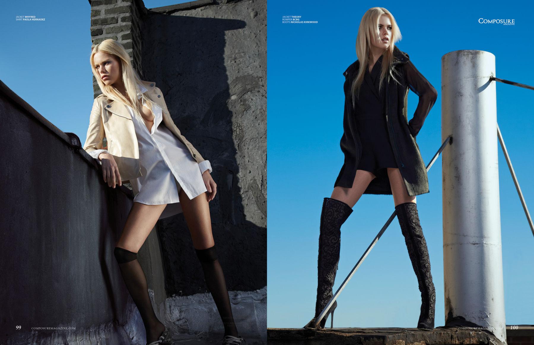 Fashion Editorial by Fernando Freire