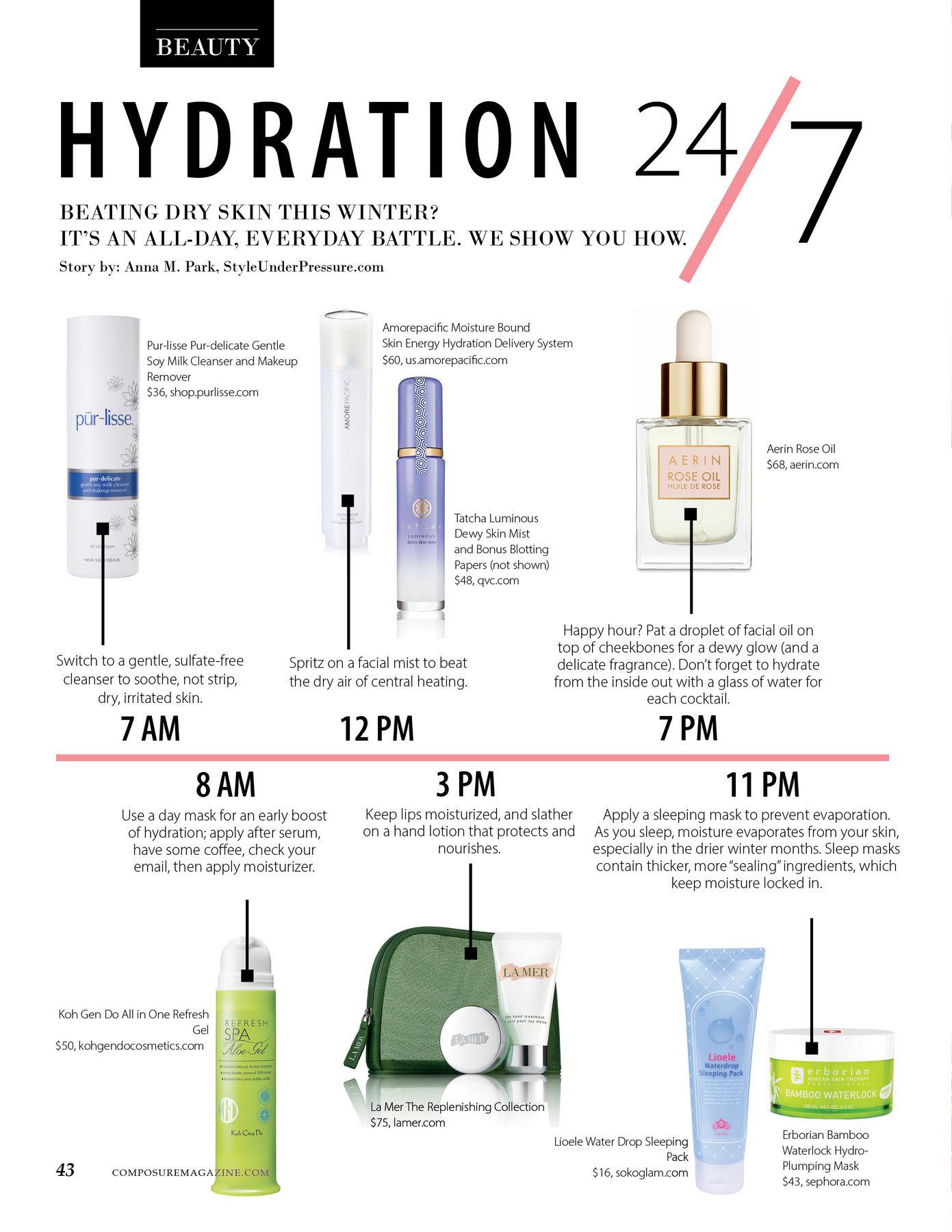 Hydration 24/7