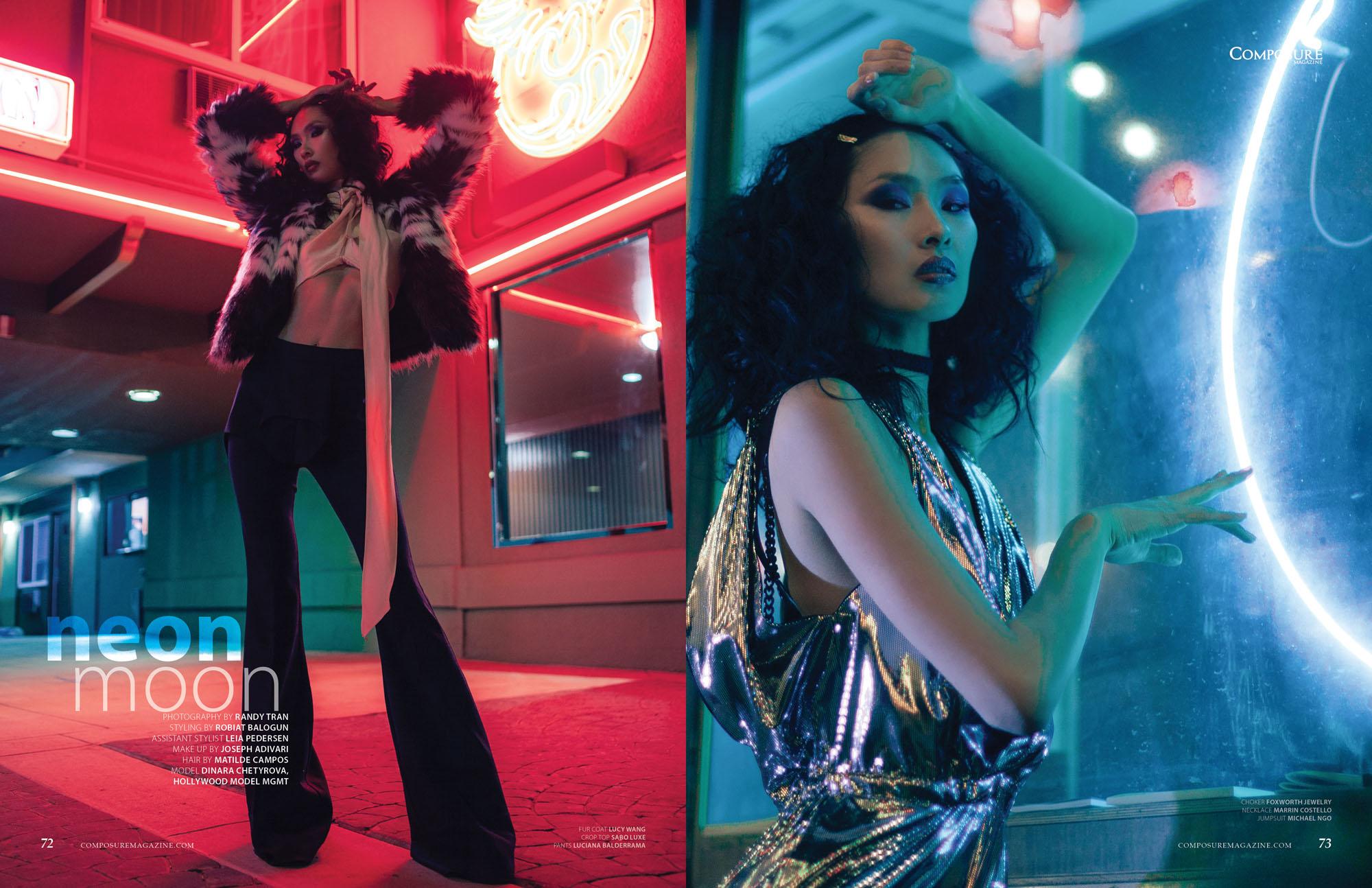 Fashion Editorial by Randy Tran