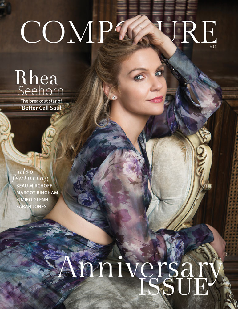 Composure Magazine #11 Cover