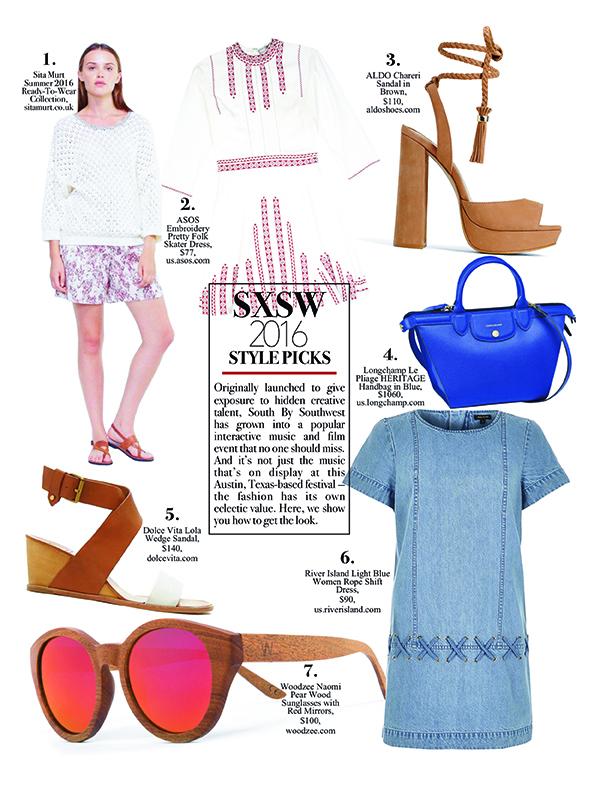 SWSW fashion