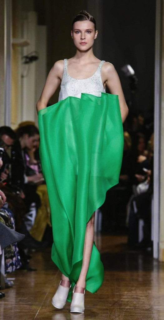couture inspired greens st patricks day couture inspired greens st patricks day (10) Ilja SS 2016 Couture Collection, Ilja.nl
