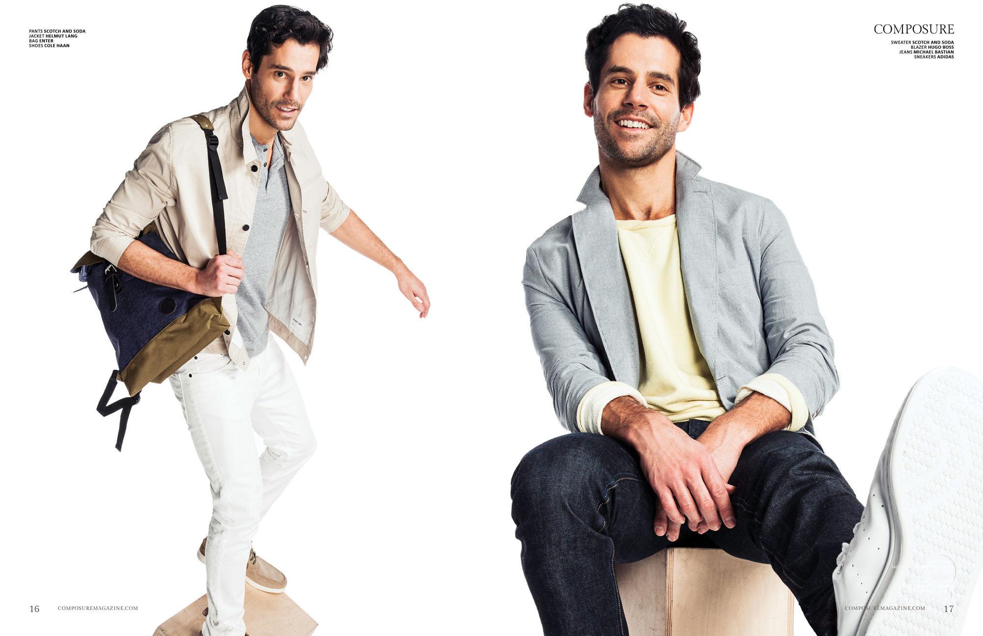 """""""Mantry"""" Fashion Editorial by Fernando Freire"""