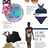 surf, swim, sun: swimwear for every style