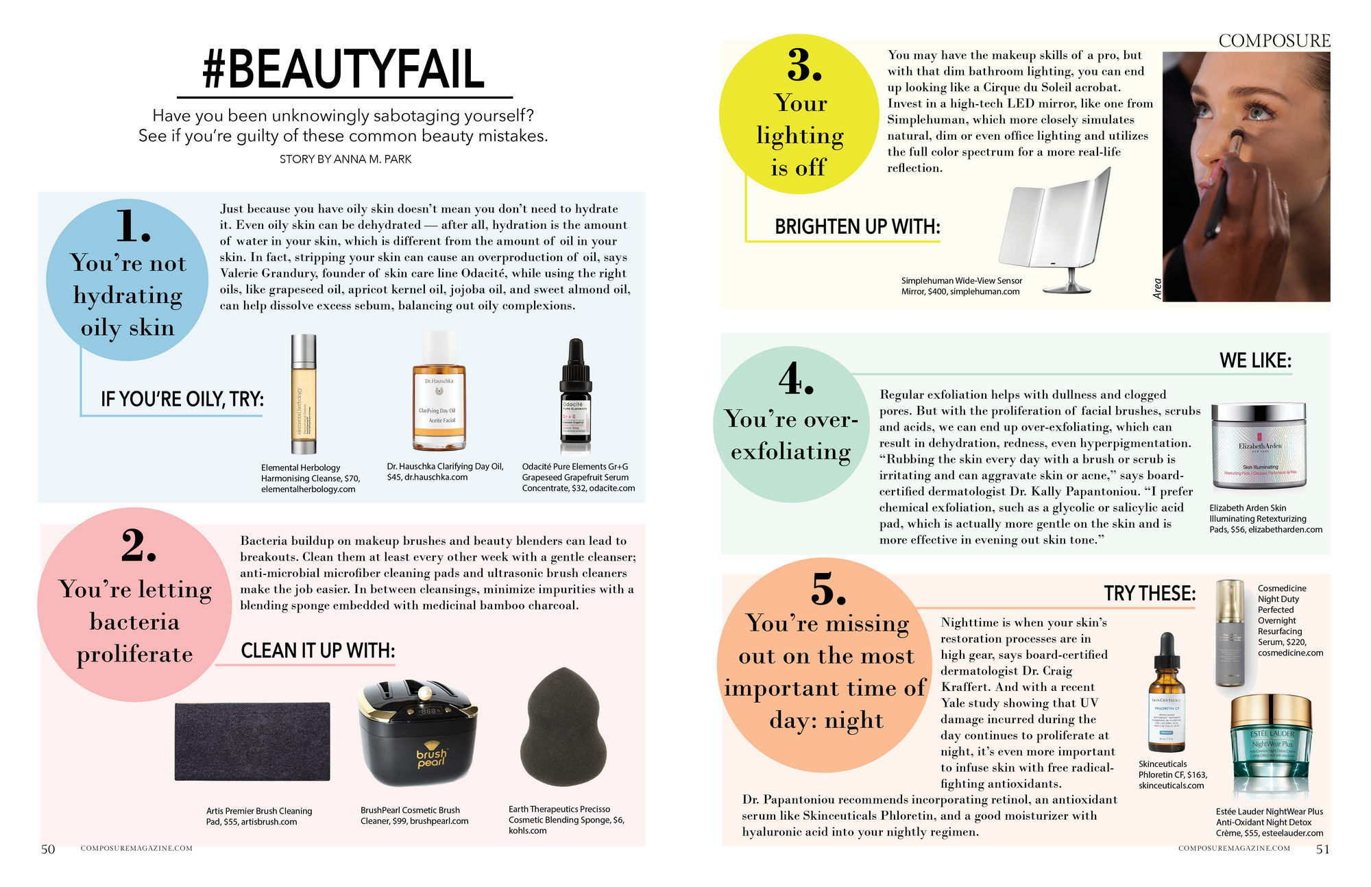 #BeautyFail