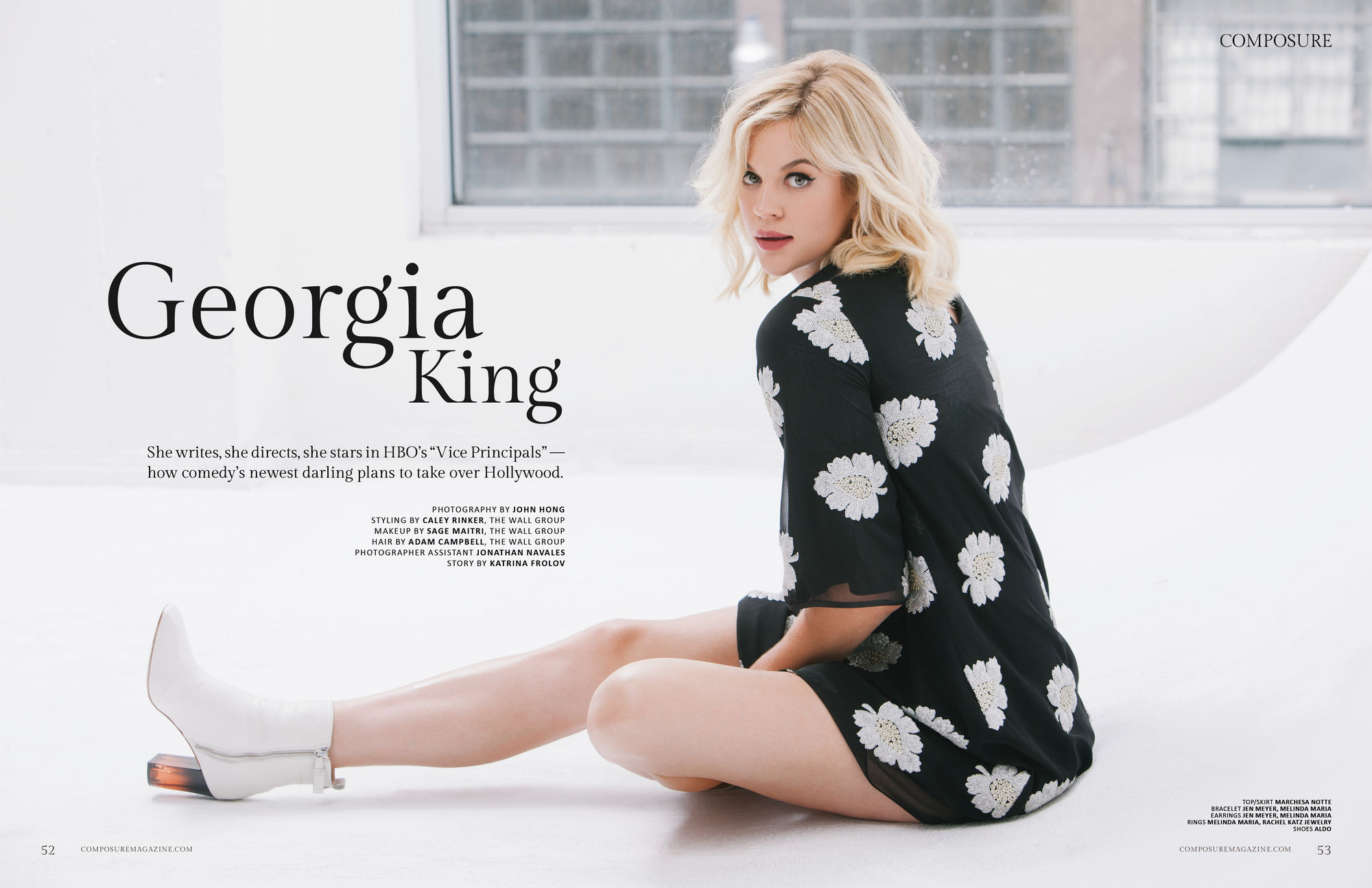 Georgia King