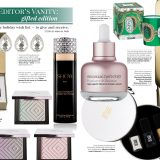 Editor's Vanity: Gifted Edition. Our Beauty Editor Anna M. Park's holiday wish list - to give and receive.